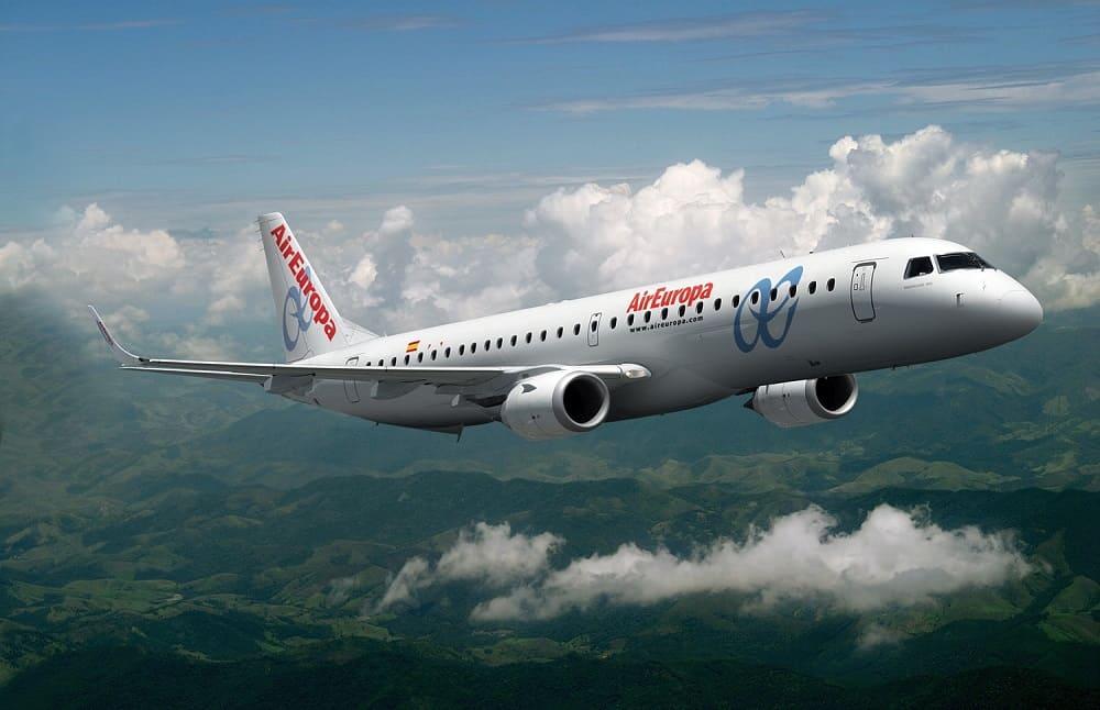 Самолет авиакомпании Air Europa